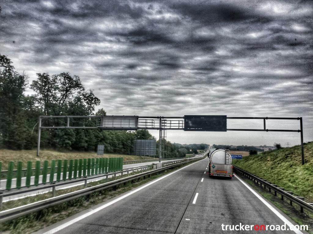Autostrada A4, Polska