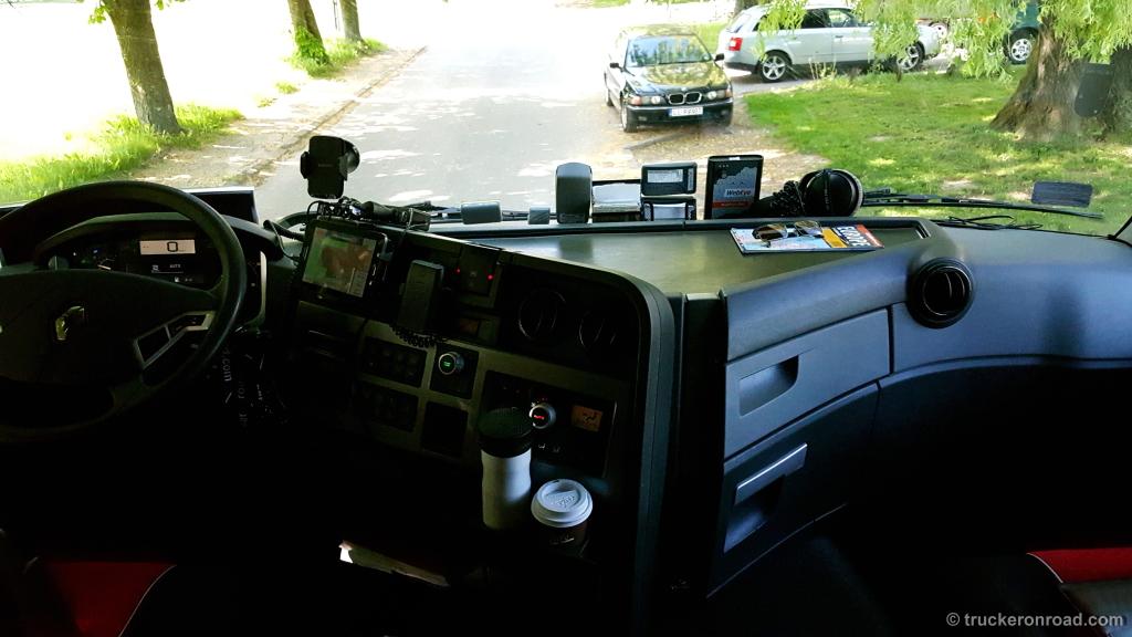 truckeronroad.com