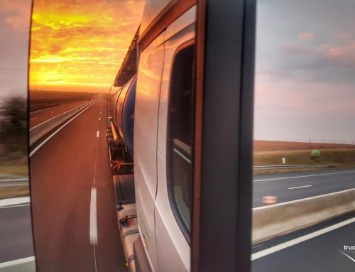 Czym jeżdżą polscy kierowcy ciężarówek?