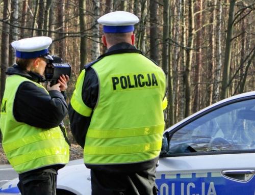 """Policja podsumowała akcję """"Znicz 2018"""" Pełne statystyki z kraju."""