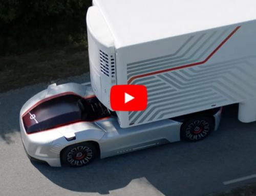 Volvo Trucks – Vera autonomiczny pojazd przyszłości