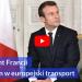 Zaskakujące poparcie dla pomysłów Macrona / Polskie firmy transportowe mają problem z ZUS