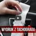 Wydruk z tachografu cyfrowego