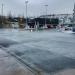Niemcy. Parking Aral Autohof Porta Westfalica wprowadził nowe opłaty, zamontowano szlabany.