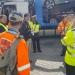 Praktyka czyni mistrza – kolejny dzień międzynarodowych warsztatów szkoleniowych z Inspekcją Transportu Drogowego
