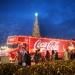 Świąteczna trasa Ciężarówek Coca-Cola 2015