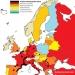 Mapa kradzieży i napadów na kierowców w Europie