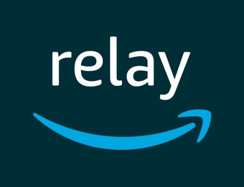 Amazon – aplikacja dla kierowców ciężarówek Amazon Relay