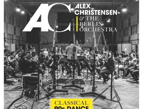 Konkurs. Płyta z autografem Alex'a Christensen'a legendy euro-dance 90's. Alex Christensen & The Berlin Orchestra – Classical 90s Dance