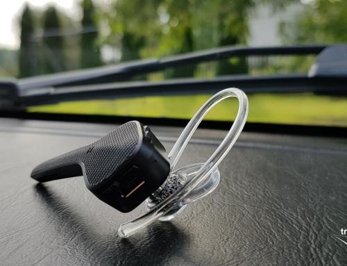 Plantronics Voyager 3200 – Uniwersalna słuchawka Bluetooth obsługująca do 2 urządzeń jednocześnie