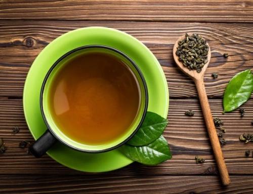 Zdrowy kierowca. Zielona herbata a odchudzanie – działanie zdrowotne, utrata wagi.