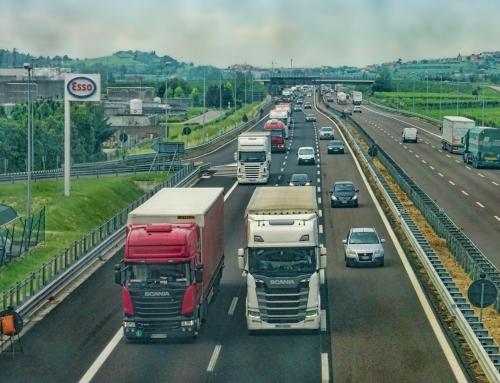 TDapp TRUCK – Aplikacja na smartfon pomagająca kierowcom zawodowym w kryzysowych sytuacjach.
