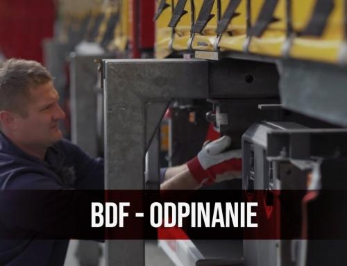 CplusE #87 – BDF – odpinanie skrzyni ładunkowej