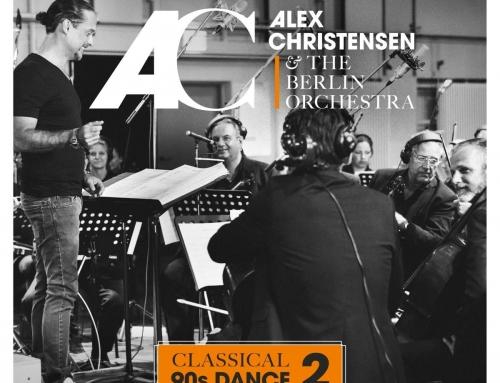 Alex Christensen & The Berlin Orchestra 90's Dance 2. Dobra muzyka do samochodu. W trasie.