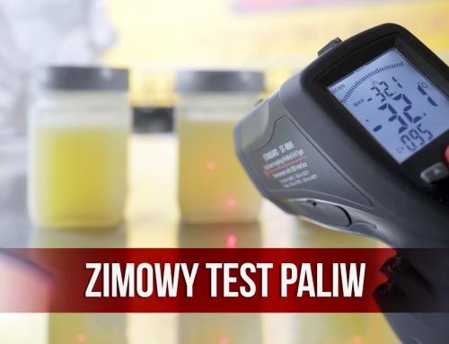 CplusE #98 – Zimowy test paliw!