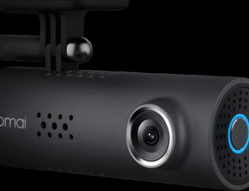 Xiaomi 70Mai Dash Cam Smart Car DVR wideorejestrator samochodowy WiFi