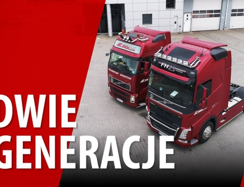CplusE #118 – Dwie generacje Volvo FH