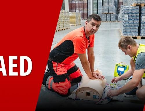 Kilka minut na YouTube dzięki którym możesz uratować czyjeś życie…Cpluse #124 – AED Automatyczny defibrylator zewnętrzny