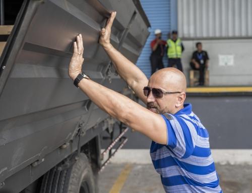 Dawid Andres znowu w trasie. Tym razem wyrusza w podróż ciężarówką po Indonezji!