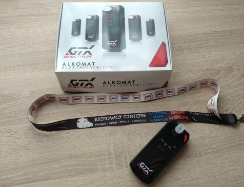Alkomat GTX Spectrum – test