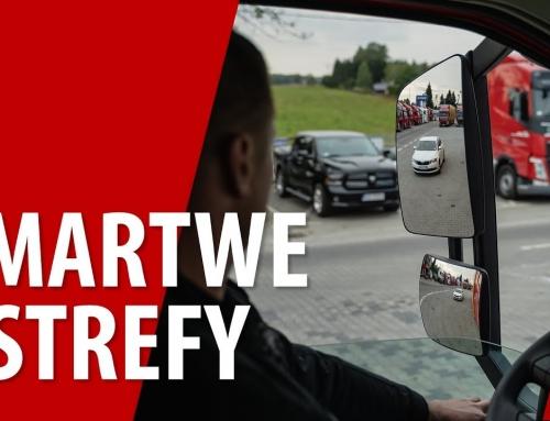 CplusE #132 – Martwe strefy ciężarówki. To nagranie powinno być pokazywane na kursach prawa jazdy i w szkołach podstawowych.