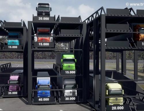 Truck Tower – parkingi przyszłości dla samochodów ciężarowych na terenie Niemiec…