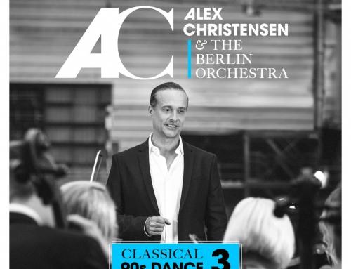 """Alex Christensen & Berlin Orchestra """"Classical 90s Dance 3"""" Dobra muzyka w trasę do samochodu."""