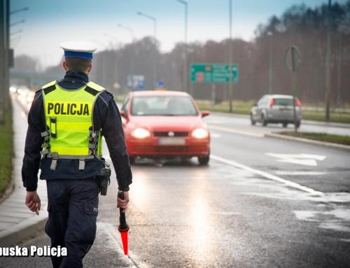 """Piątek 20.12.2019 """"PRĘDKOŚĆ"""" – OGÓLNOPOLSKIE DZIAŁANIA POLICJI"""