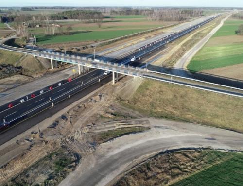 Autostrada A1 między węzłem Tuszyn i węzłem Piotrków Trybunalski Zachód będzie zamknięta na weekend, 18-19 stycznia 2020r.