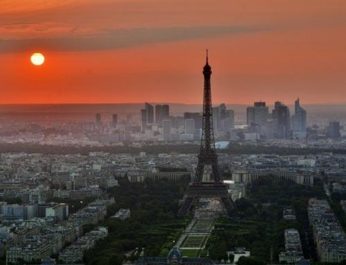 Jazda w załodze, czyli jak dojechać do Paryża na raz?