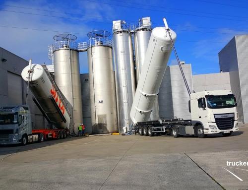 Powstał nowy portal dla kierowców. TruckerCheckIn.com to miejsce w sieci dla kierowców międzynarodowych mający za zadanie ocenę oraz ułatwienie procesu odprawy kierowcy ciężarówki.