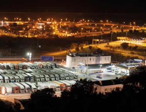 """La Jonquera. Popularny """"Żółwik"""" RED TORTUGA otrzymuje kategorię GOLD i dołącza do 5 najbezpieczniejszych parkingów w europie!"""