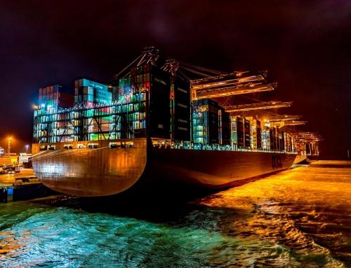 Poranna rozmowa ze spedytorem na temat Koronowirusa. Czy zainfekuje prace kierowcy kontenerów morskich w największych europejskich portach ?