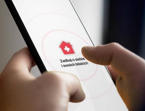 """Aplikacja na smartfony """"Kwarantanna domowa"""" –dostepna w Google Play oraz AppStore"""