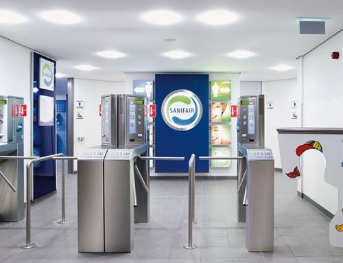 Niemcy. W związku z koronawirusem wszystkie toalety sieci SANIFAIR dostępne za darmo