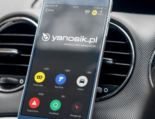 """""""Kawa dla Dobrego Kierowcy"""" – Yanosik i PKN ORLEN nagradzają za znajomość nowych przepisów drogowych"""