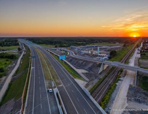 W piątek 14 sierpnia, około południa, oddano kolejny odcinek autostrady A2 pomiędzy węzłem Lubelska a początkiem obwodnicy Mińska Mazowieckiego