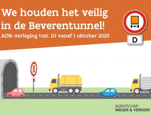Kierowcy cystern. Zmiana kategorii ADR tunelu Beverentunnel – Ring Antwerpii