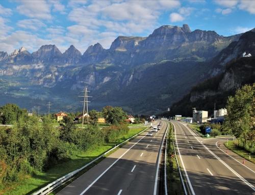 Słowenia. Wymuszanie usługi holowniczej na autostradzie. Kolejna historia z punktu widzenia kierowcy