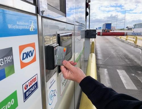 Od września na wszystkich bramkach Autostrady Wielkopolskiej można płacić bezstykowo