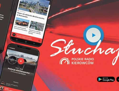 Całodobowe, interaktywne i nowoczesne. Startuje Polskie Radio Kierowców