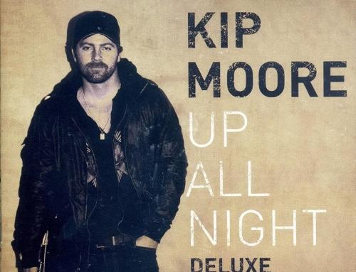 """Dobra muzyka do samochodu w trasie. Kip Moore """"Up All Night"""""""