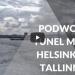 Najdłuższy na świecie podwodny tunel powstanie między Tallinnem a Helsinkami