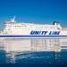 Od 16 sierpnia Unity Line wprowadza zmiany w rozkładzie na trasie Świnoujście – Trelleborg. Do statków kursujących do Szwecji dołączy nowy nabytek operatora promowego, jednostka Copernicus.