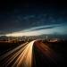 """Niemieckie """"łapanki"""" na autostradach wchodzą na wyższy poziom technologii... LED"""