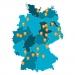 Truck Parking Europe dodaje 26 lokalizacji z parkingami w Niemczech, w których można zarezerwować miejsce.