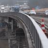 Niemcy. Salzbachtalbrücke A66 zakaz wjazdu dla ciężarowych na most oraz 500 euro kary i 2 miesięczny zakaz jazdy po niemczech.