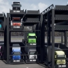 Truck Tower - parkingi przyszłości dla samochodów ciężarowych na terenie Niemiec...