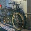 Z rowerem w trasie... Kierowca w międzynarodówce.