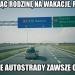 Polskie autostrady mają spory problem z zasięgiem sieci GSM.
